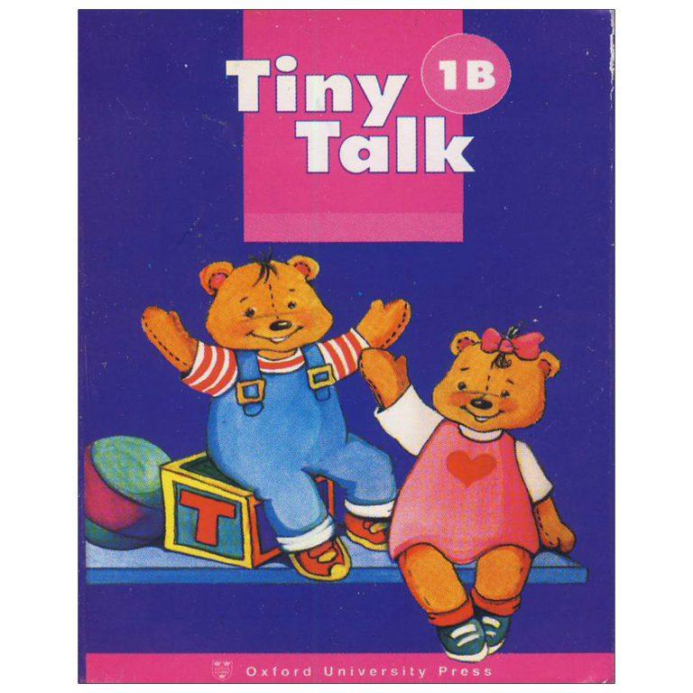 فلش کارت Tiny Talk 1B