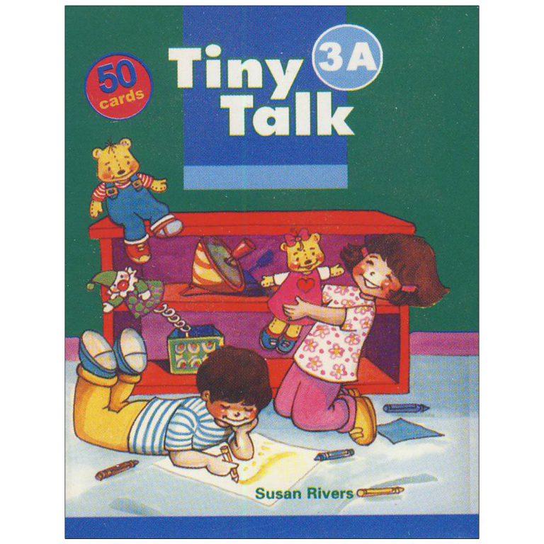 فلش کارت Tiny Talk 3A