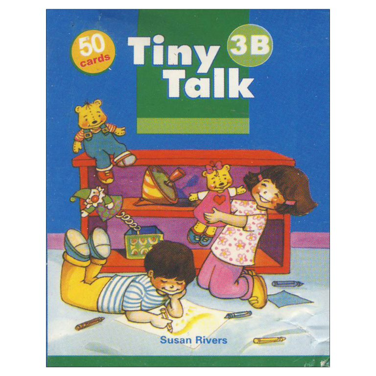 فلش کارت Tiny Talk 3B
