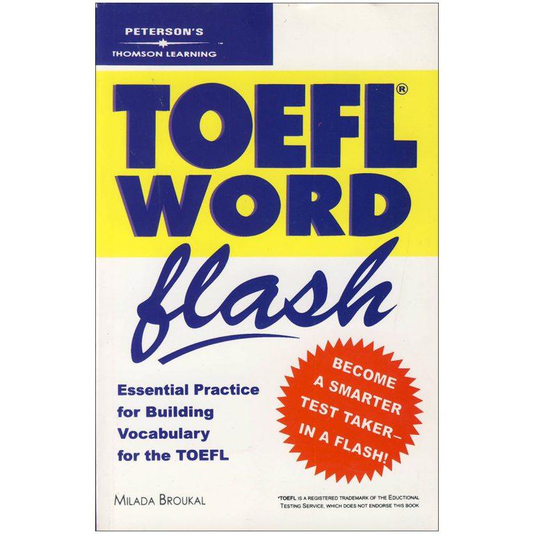 TOEFL Word Flash