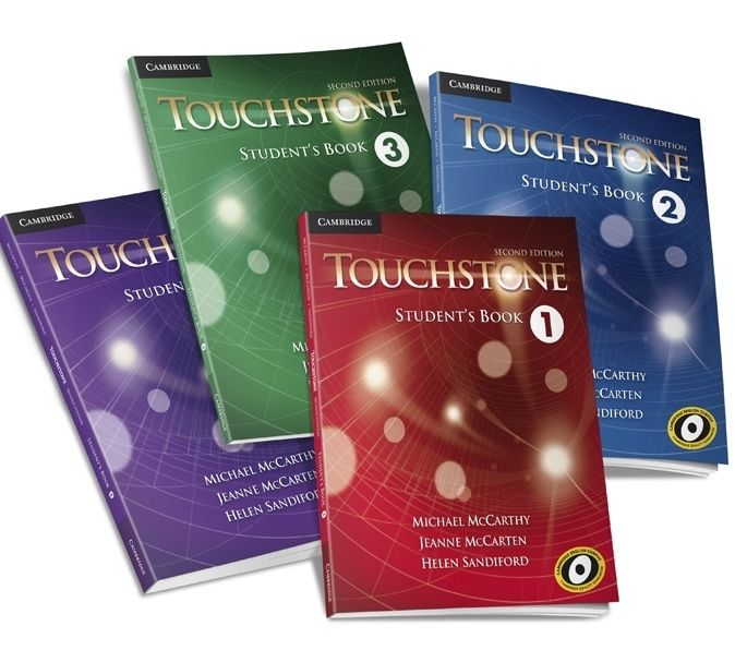 TouchStone Book Series