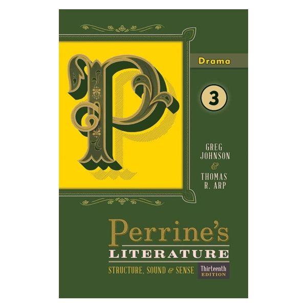 Perrines Literature 3 Thirteenth Edition