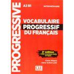 Vocabulaire progressif Du Francais intermediaire A2 B1 3 edition