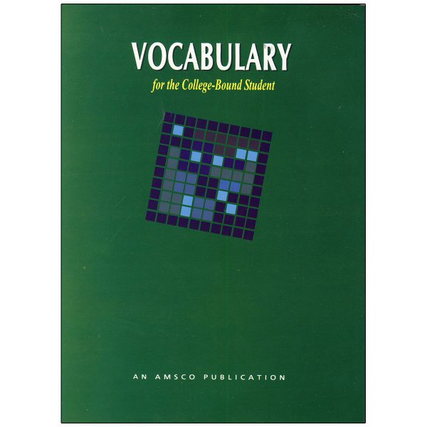 Vocabulary-For-the-College-bound-Student-back