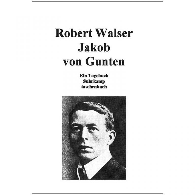 رمان آلمانی Jakob von Gunten