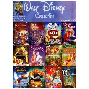 Walt-Disney-1937-1988-front