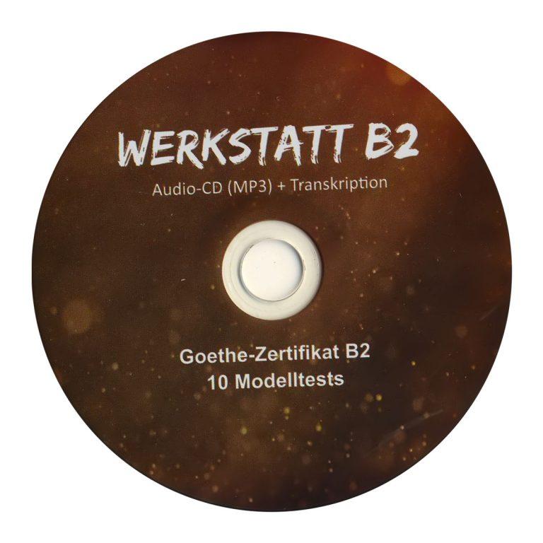 10 نمونه آزمون Werkstatt B2 با پاسخنامه
