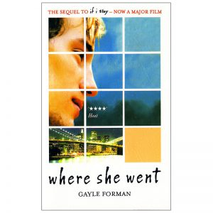 Where-She-Went