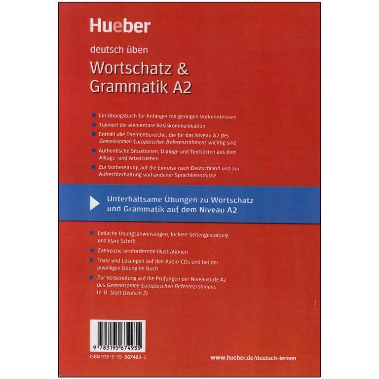 Wortschatz and Grammatik A2