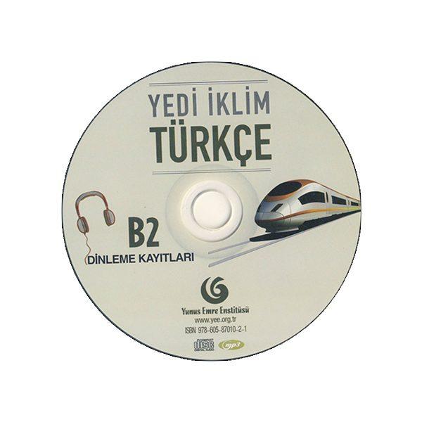 Yedi-Iklim-Turkce-B2-CD