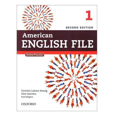 American English File Book Series