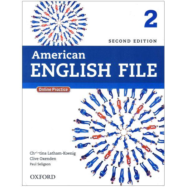 american-english-file-2