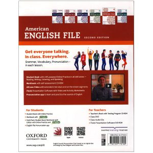american-english-file-4-back