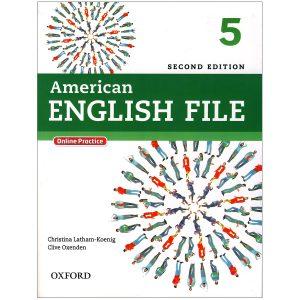american-english-file-5