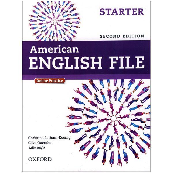 american-english-file-Starter