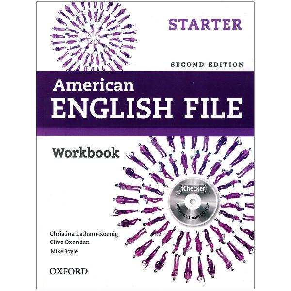 american-english-file-Starter-work
