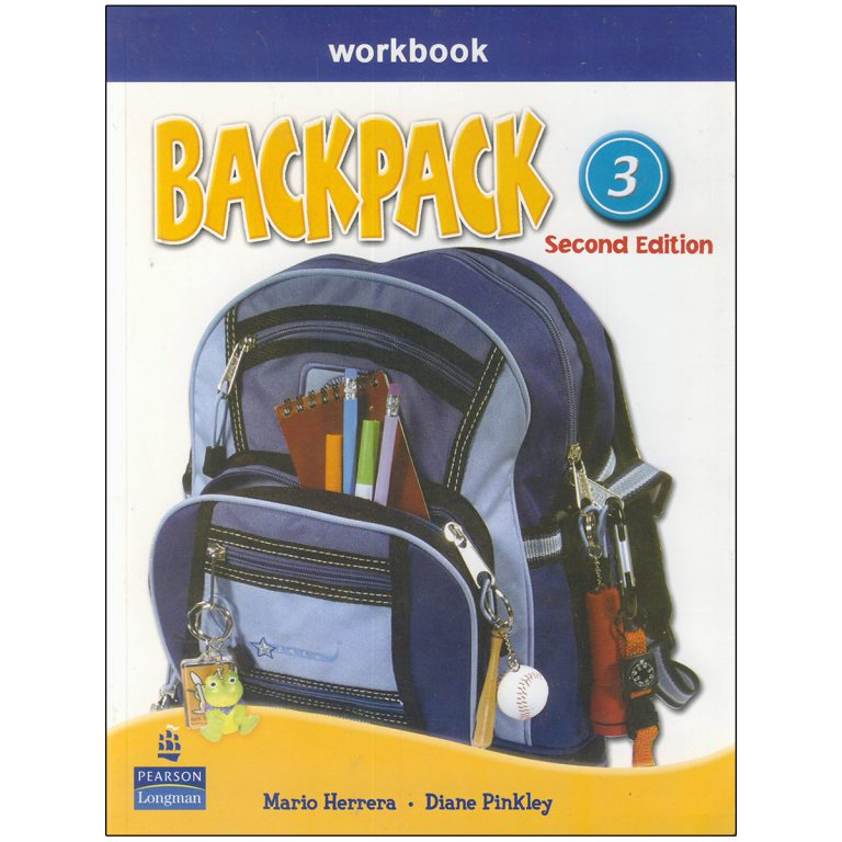 Backpack 3 Second Edition
