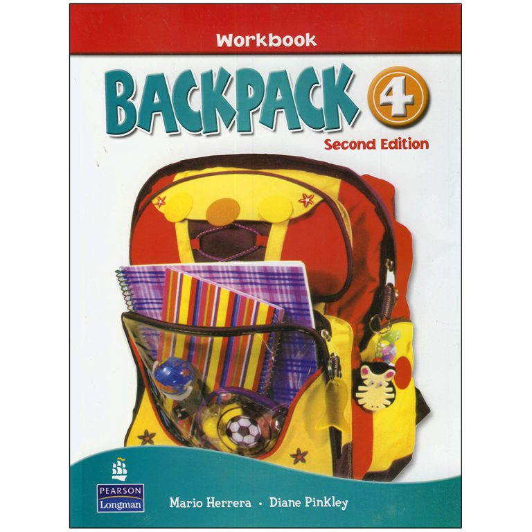 Backpack 4 Second Edition