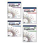 American English File Third Edition Book Series