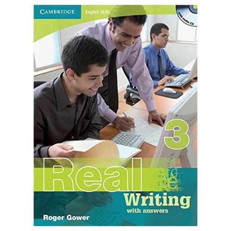 Cambridge English Skills Real Writing 3