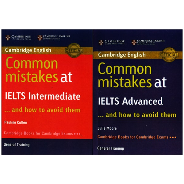 Common mistakes at IELTS Book Series