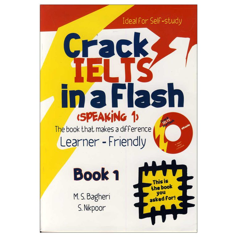 Crack IELTS In A Flash Speaking 1