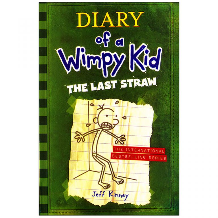 diary of a wimpy the last straw