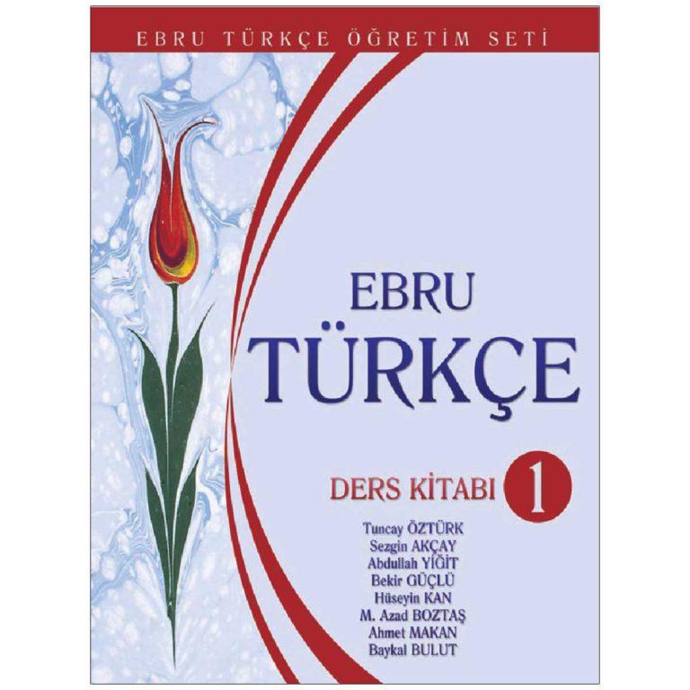 Ebru Turkce 1