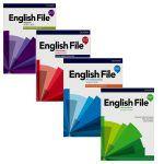 English File Fourth Edition Book Series