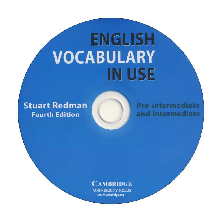 English Vocabulary In Use Pre Intermediate and Intermediate