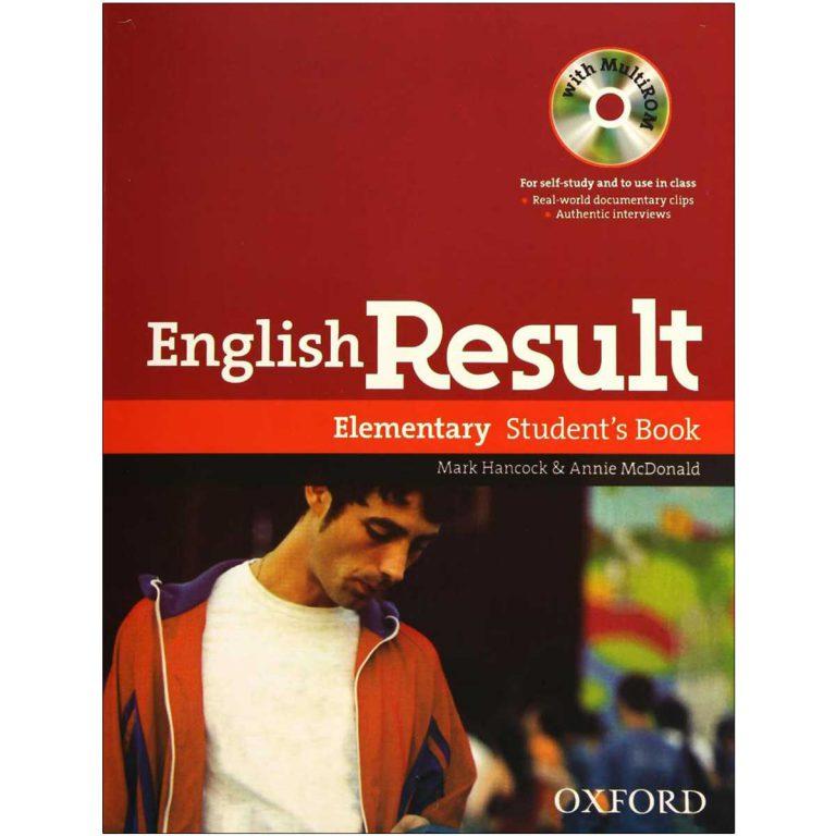 english result Elementary