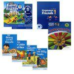 پک آموزشی American Family and Friends 1 Second Edition