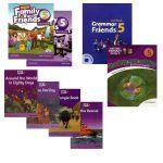پک آموزشیAmerican Family and Friends 5 Second Edition
