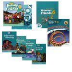پک آموزشیAmerican Family and Friends 6 Second Edition