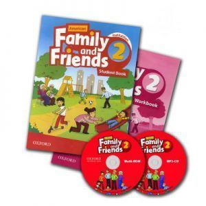 Family and Friends 2 Second Edition