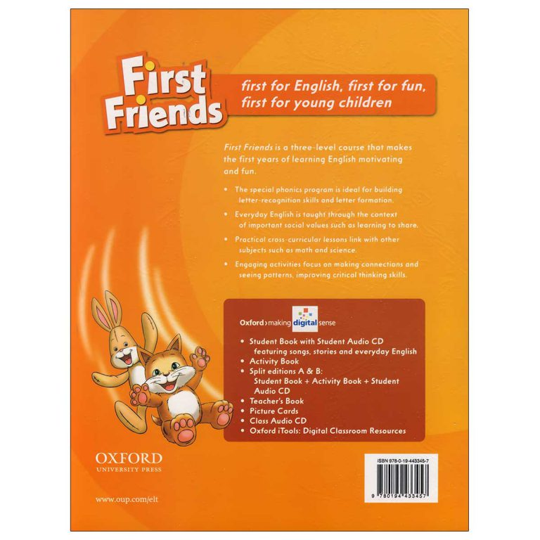 American First Friends 3