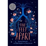 کتاب رمان پنج قدم فاصله زبان انگلیسی,کتاب رمان Five Feet Apart