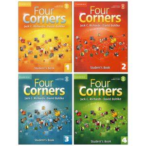 foru corners 1st Edition