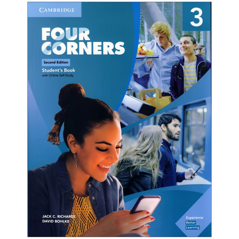 Four Corners 3 Second Edition