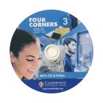 four-corners-3-2nd-edition-CD