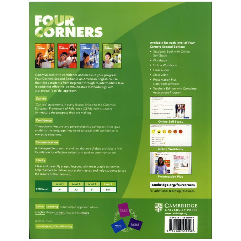 Four Corners 4 Second Edition