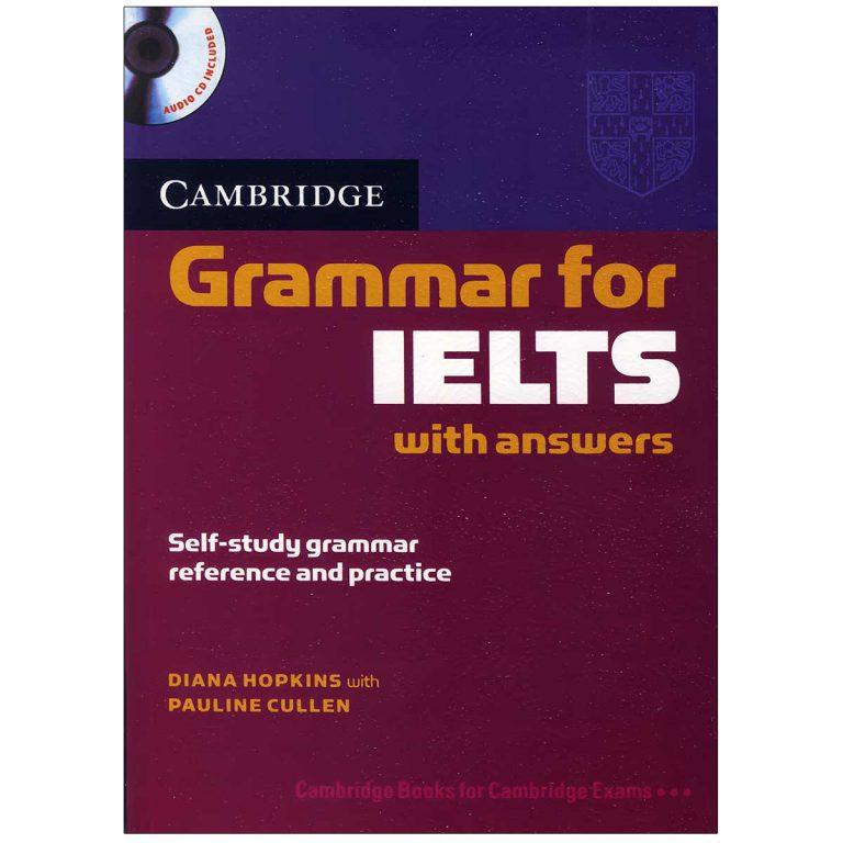 Grammar for IELTS