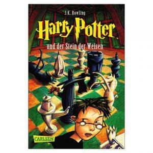 رمان هری پاتر 1 آلمانی