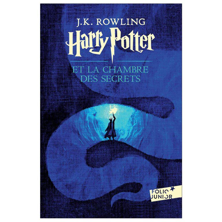 رمان فرانسوی Harry Potter 2