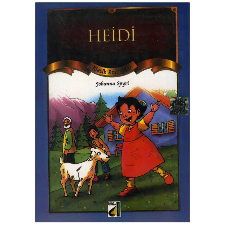 رمان ترکی heidi