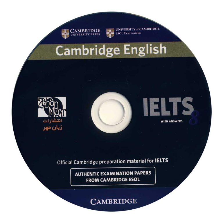 Cambridge IELTS 8
