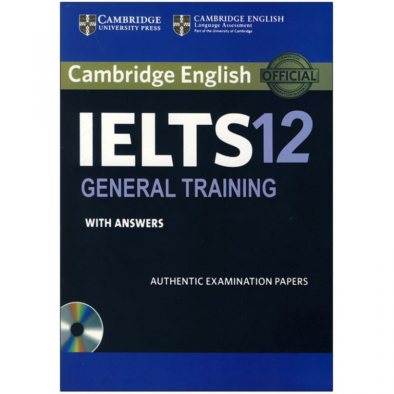 Cambridge IELTS 12 General