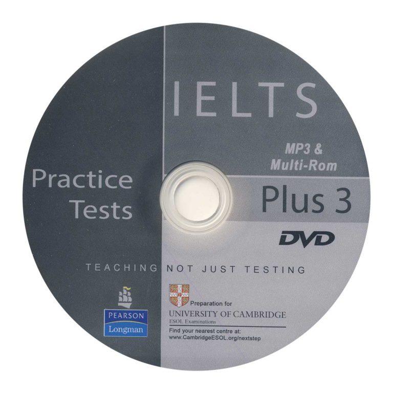 IELTS practice tests plus 3