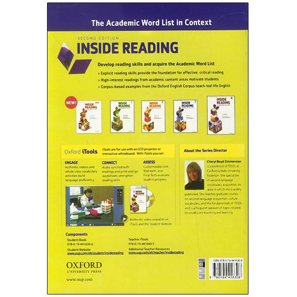 Inside Reading 4