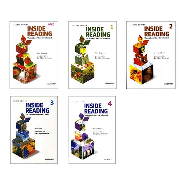 Inside Reading Book Series